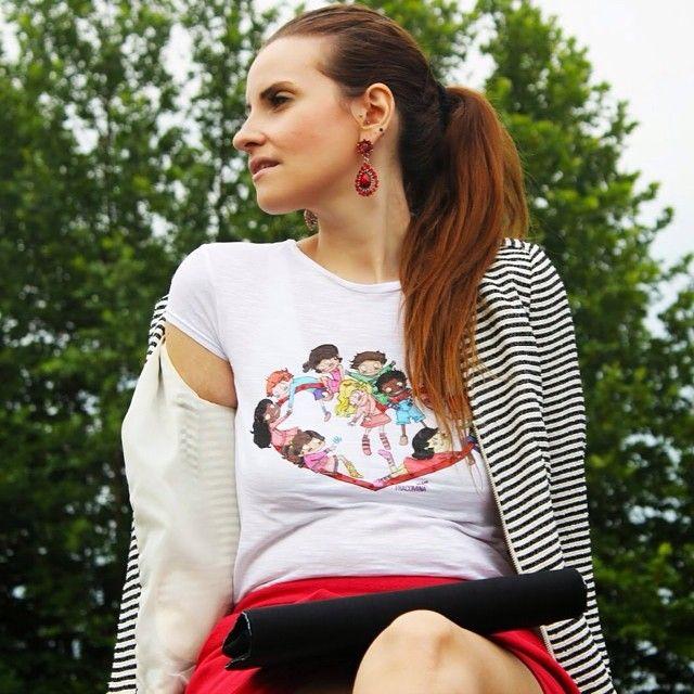 Elisabetta Bertolini for #charityisagoodidea