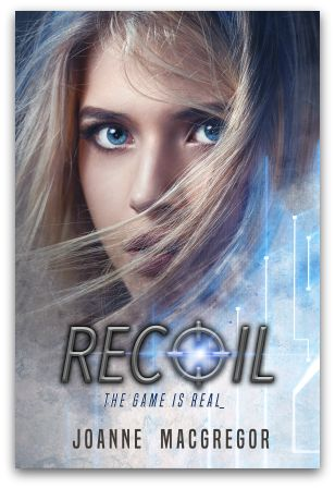 Recoil by Joanne Macgregor Recoil is an unpredictable fast-paced exhilarating read, YA dystopia book, 5-star review, South African Author, Diversity
