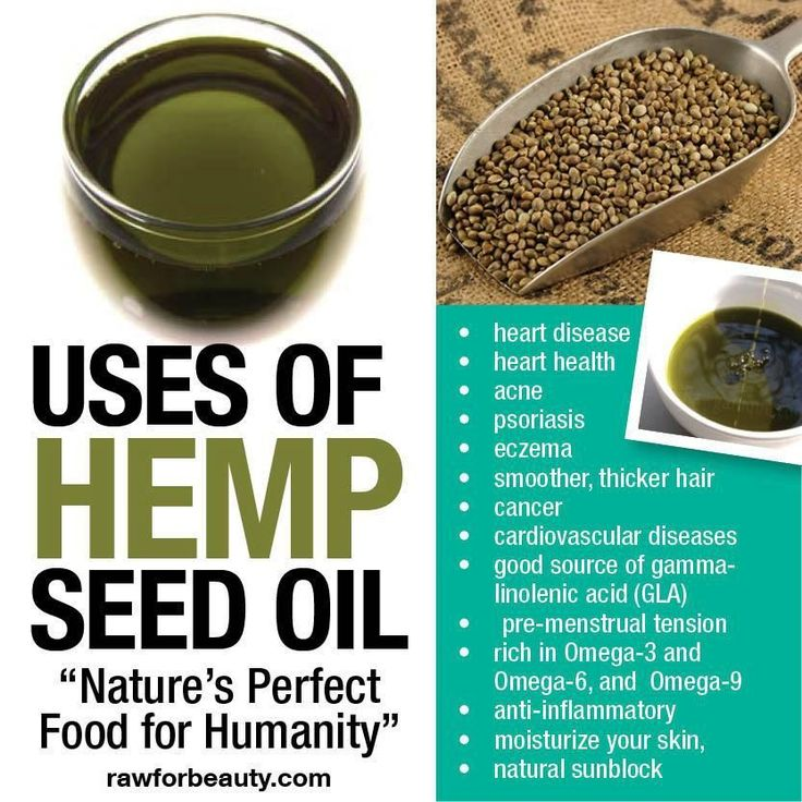 """uses of hemp seed oil 