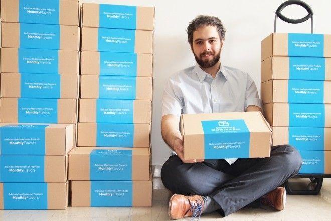 Ένα κουτί παραδοσιακών ελληνικών γεύσεων στην πόρτα σας - Επιχειρήσεις - NEWS247