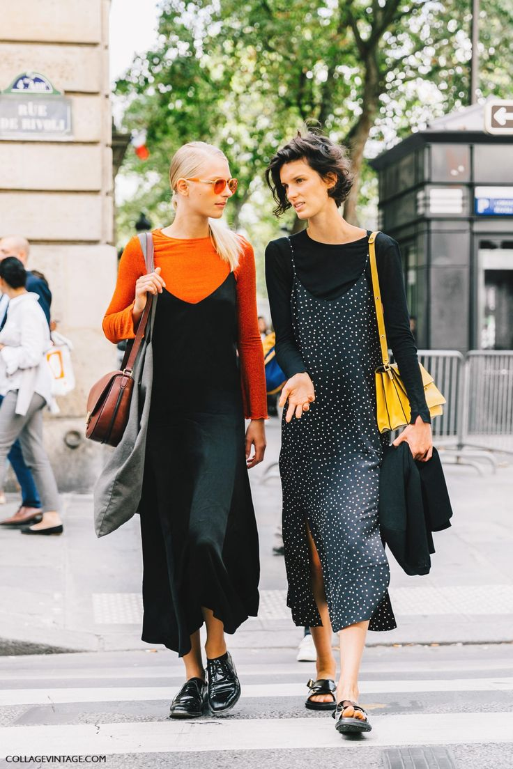 paris fashion week ss17 street style outfits