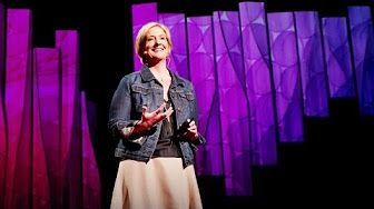 Brene Brown at The UP Experience 2009 - YouTube