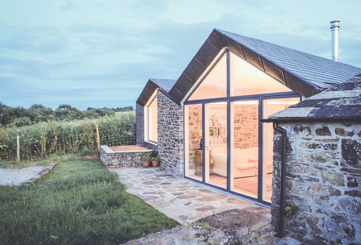 MATT has completed the construction of this extension to a holiday home in Cornwall - designed to take maximum advantage of the changes to UK Permitted Development rules brought in during 2013.   The single storey extension and outbuildings more...