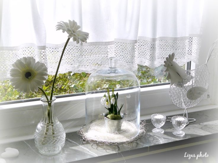 47 best images about lizas wei e deko ideen on pinterest deko plant stands and dem. Black Bedroom Furniture Sets. Home Design Ideas