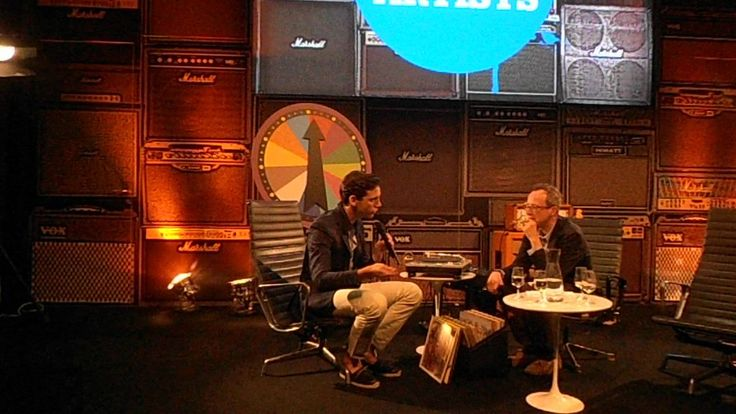 """20120723 MIKA at Blue Balls Festival in Luzern """"Meet the Artists"""" Interview PART 2"""