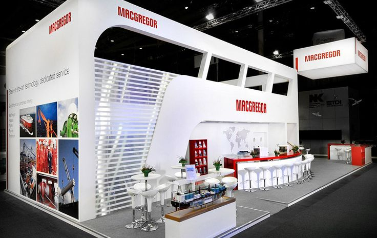 SMM 2014 / MACGREGOR Hamburg / Germany 171m²