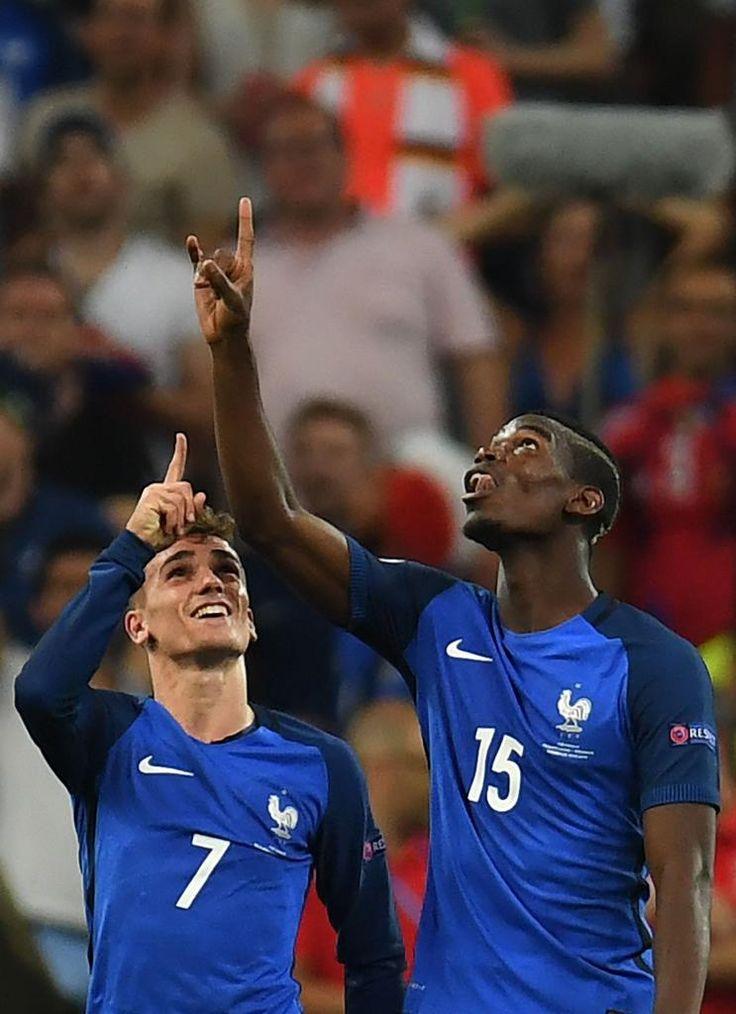 FINAL   Alemania 0-2 Francia. ¡Impresionante Griezmann! Hay final de #Euro2016 #... - http://www.vistoenlosperiodicos.com/final-alemania-0-2-francia-impresionante-griezmann-hay-final-de-euro2016/