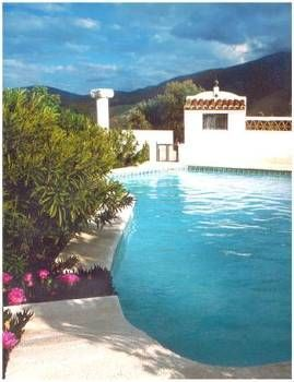 Clear, cool, inviting waters near Granada ,southern spain #spain #holidays #villas