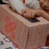 Tidy Tissue Box  - AllFreeKidsCrafts.com  what a great way to upcycle those empty kleenex boxes and store plastic bags!