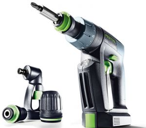 Read our Festool Drill Review to know why people love it so much. It's light, powerful, and comes off pretty cheap. Durability is an added benefit.