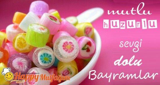 Mutlu Bayramlar ❤❤ Ramazan Bayramımız kutlu olsun...