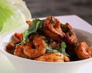 Black pepper prawns recipe