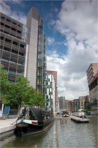 St. Mary's Hospital to Paddington Basin