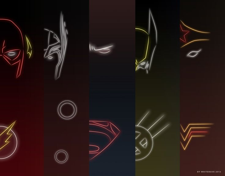 1000  images about neon heroes comics on Pinterest | Iron man ...