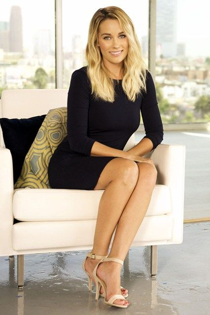 Lauren Conrad on E! Pop Innovators