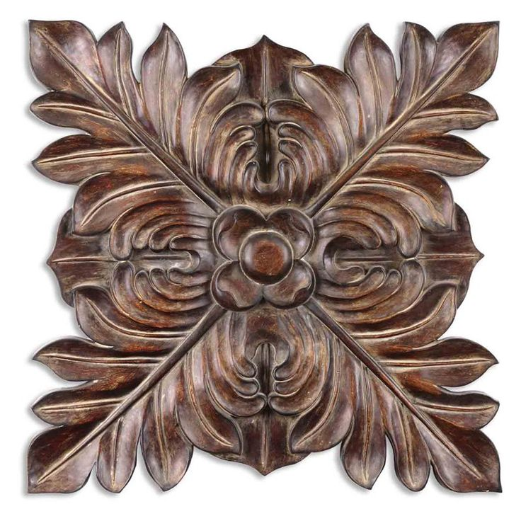 Four Leaves Plaque - 34W x 33H in. | from hayneedle.com $218