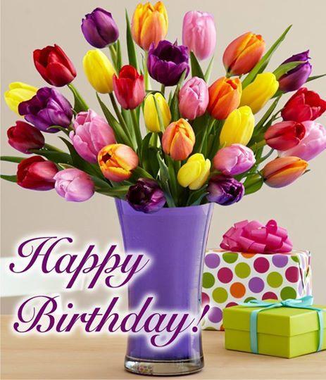 """""""Happy Birthday"""" bouquet"""