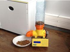 Pet-feeder : distributeur de croquettes Arduino imprimé en 3D — Wikifab
