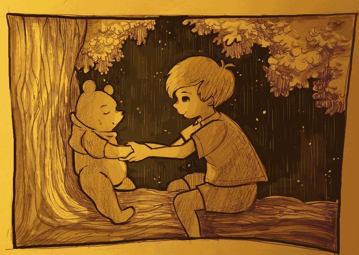 곰돌이 푸 I'll always be with you