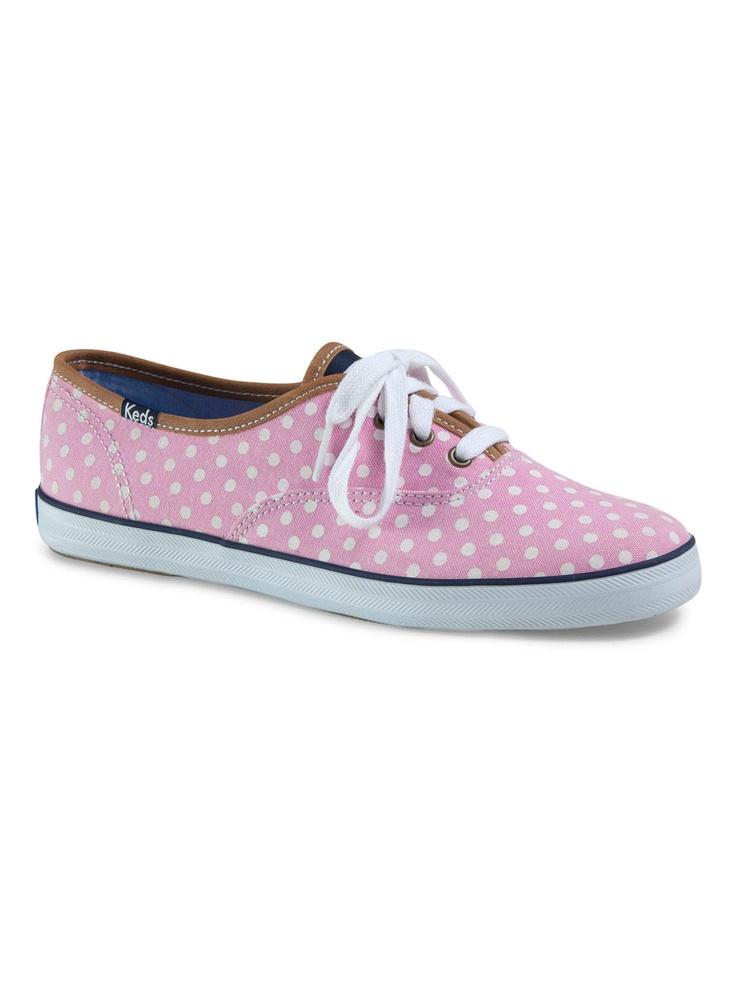 Keds Shoes Champion Dot - just not in pink.