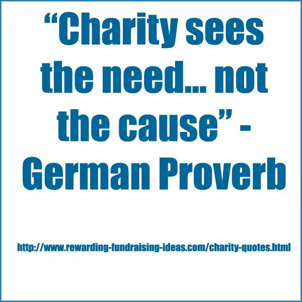 117 Best Fundraising & Charity Quotes Images On Pinterest