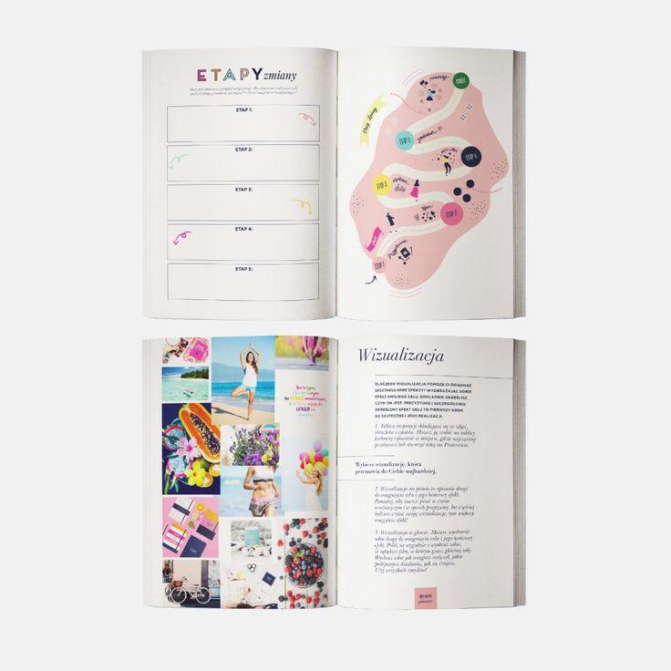 Happy Body Planner – paski