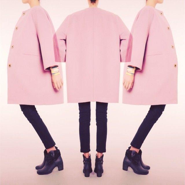 Obus @Obüs Instagram photos | http://obus.com.au/  #coats #winter
