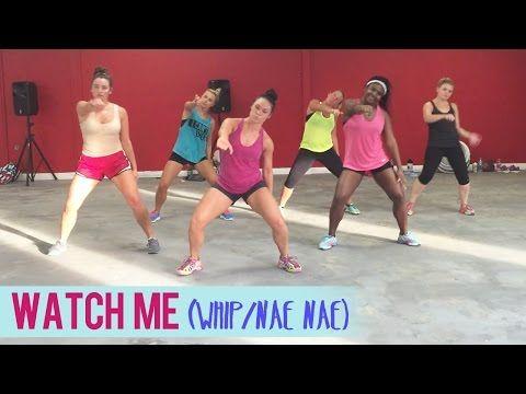 "Silento ""Watch Me"" Hip Hop Dance Workout"