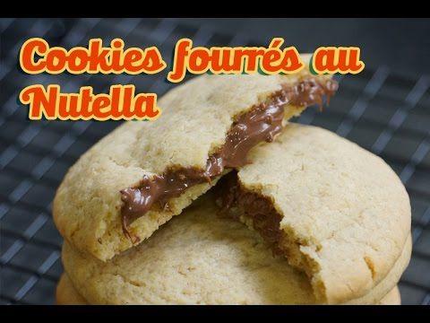 Cuisine : faites les mêmes cookies fourrés au Nutella que Starbucks ! ‹ Histoires Du Net