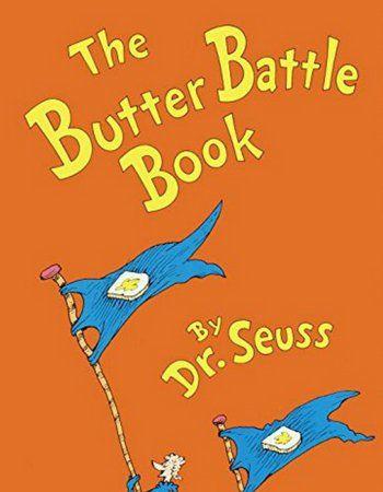 BUTTER BOOK BATTLE