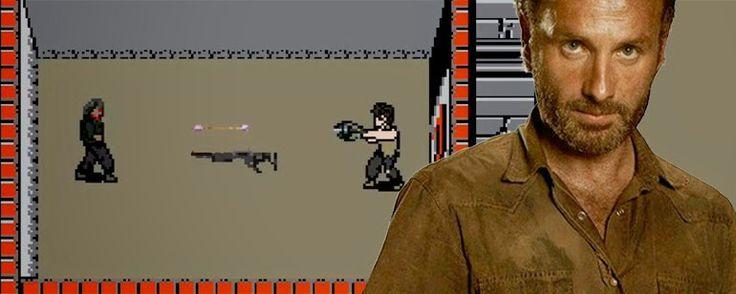LIMA VAGA: ¿Cómo sería The Walking Dead si fuera un juego de ...