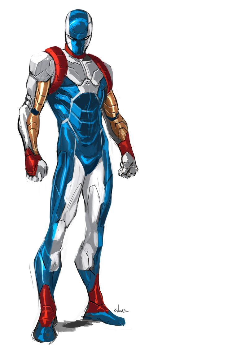 Cool Superhero Designs | www.pixshark.com - Images ...