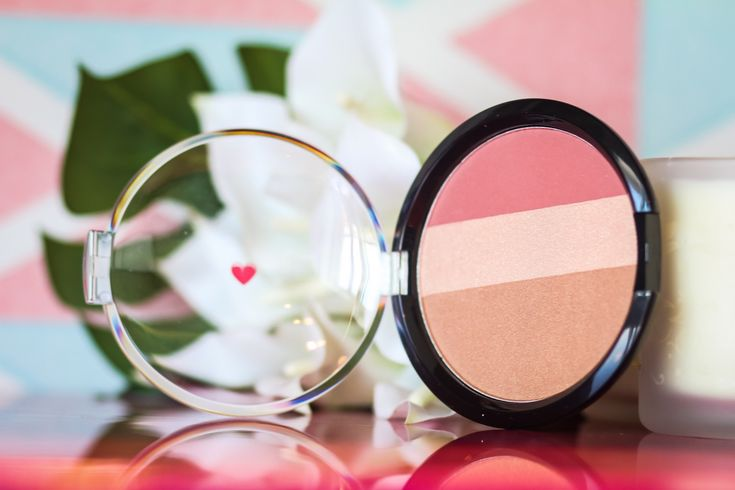 Trio Quem disse Berenice - Bronze, iluminador e blush