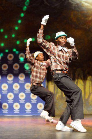 Dancing For Life   Pantsula