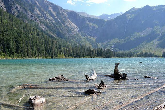 Національний Парк Глейшир: озеро Аваланч (Avalanche Lake, Glacier National Park, MT)