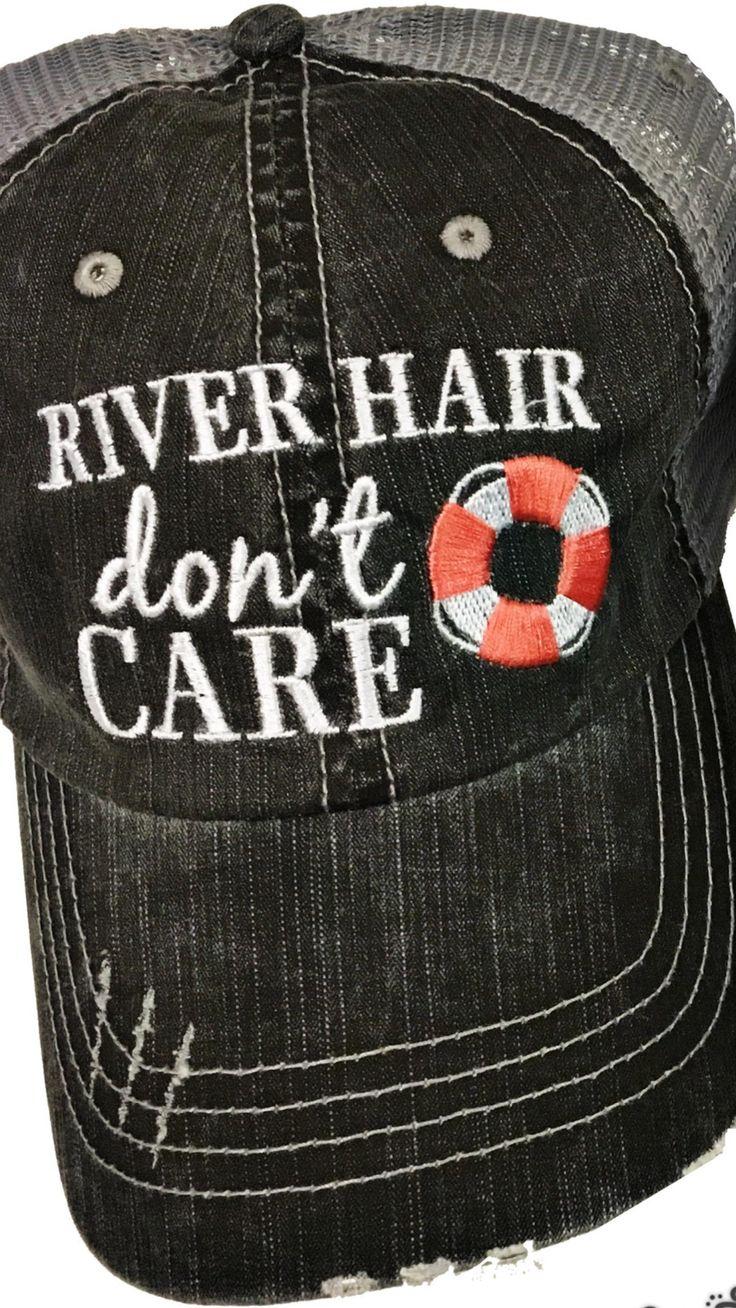 River Hair don't Care Hat – URBAN MAX LLC