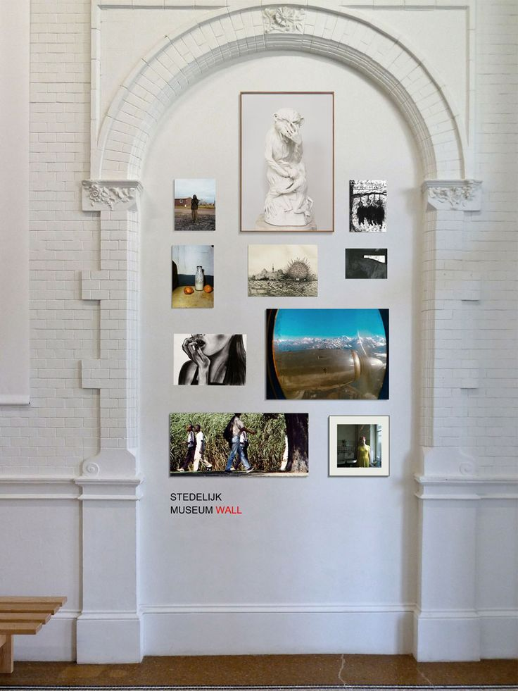 Stedelijk Museum Wall