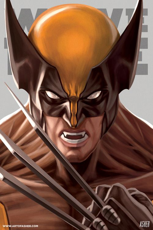 Wolverine - Asher Alpay