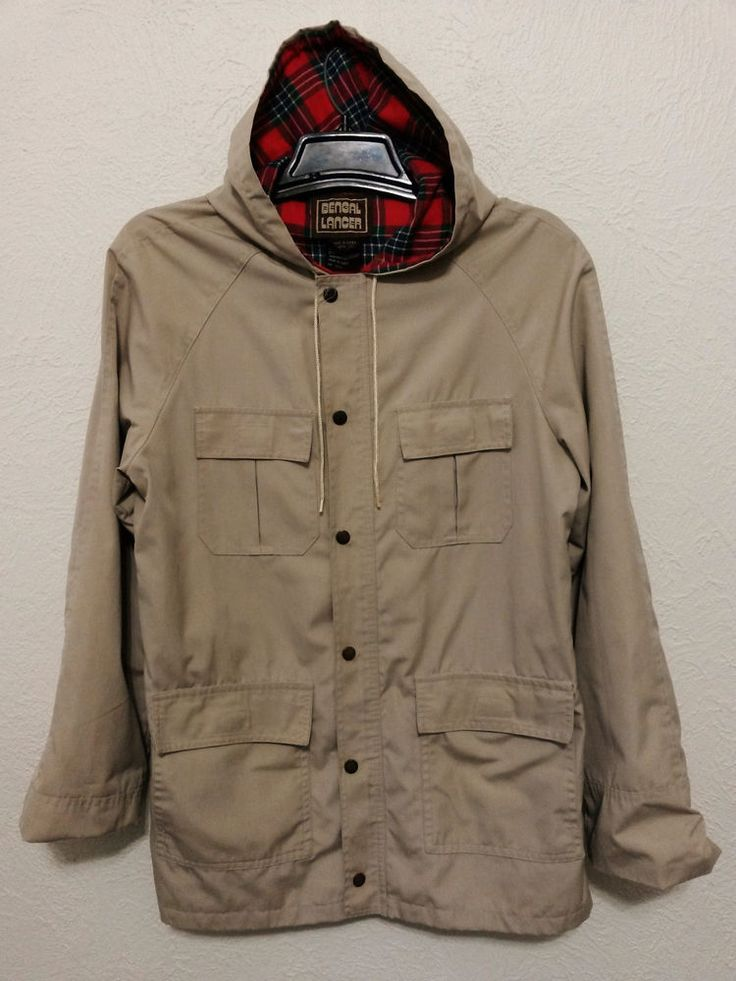 Bengal Lancer - Men's Hooded Jacket Size 40 Light Weight Coat - Beige Zipper & Snap Front #BengalLancer #LightWeightHoodedParka  ..... Visit all of our online locations ..... (www.stores.eBay.com/variety-on-a-budget) ..... (www.amazon.com/shops/Variety-on-a-Budget) ..... (www.etsy.com/shop/VarietyonaBudget) ..... (www.bonanza.com/booths/VarietyonaBudget ) .....(www.facebook.com/VarietyonaBudgetOnlineShopping)
