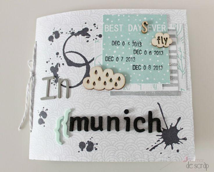 Tutorial mini álbum Munich