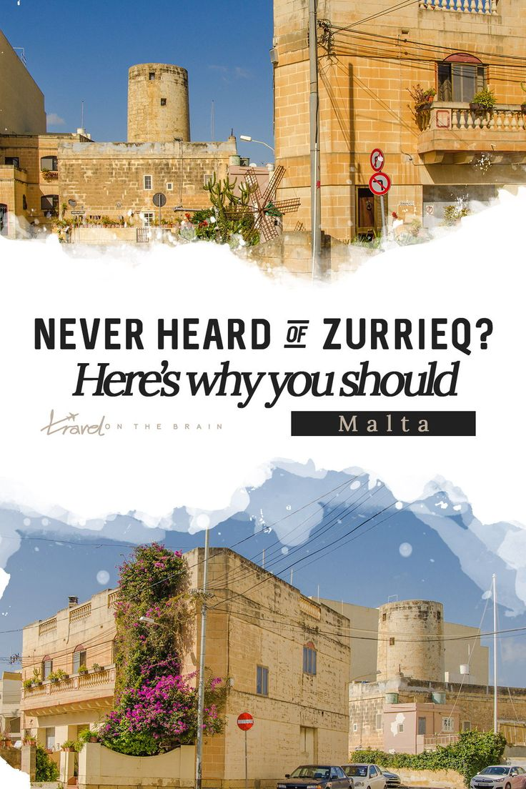 Zurrieq in Malta is underrated even though it has Malta's only working windmill … – Explore The World