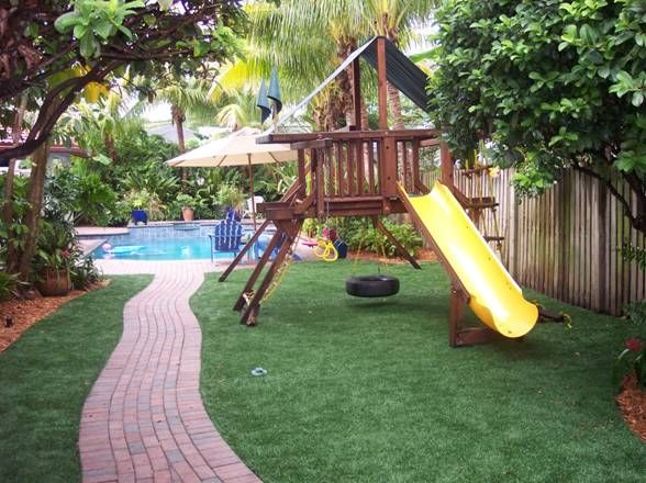 playset playfort diycanopy see more image result for pool near a playground backyard
