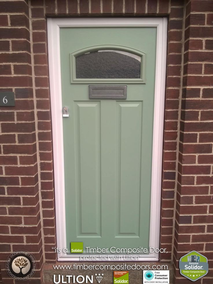 219 best Solidor - Chartwell Green Timber Composite Doors images on ...