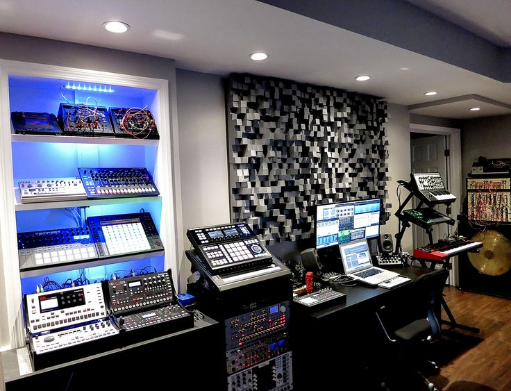 Astounding 1000 Images About Home Recording Studio Ideas On Pinterest Largest Home Design Picture Inspirations Pitcheantrous