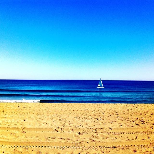 Barceloneta Beach By Marcos Davi