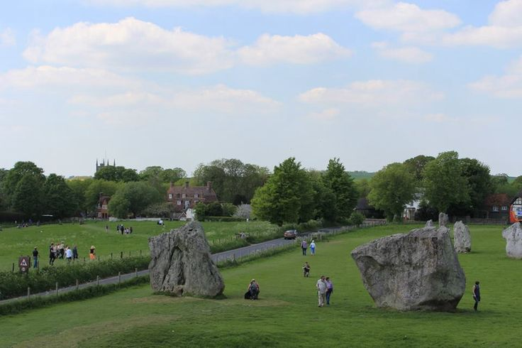 Avebury in Wiltshire...pagan paradise and full of mystery!