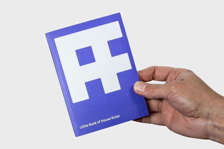Employee handbook for UK IT & Engineering recruitment specialist Austin Fraser by Felt