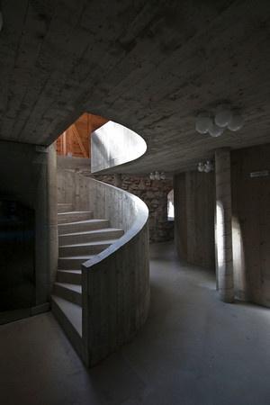 KAGADATO selection. The best in the world. Loft interiors design. **************************************Sverre Fehn