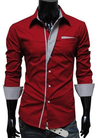 Trendy Single Breasted Long Sleeve Cotton Shirts – teeteecee - fashion in style