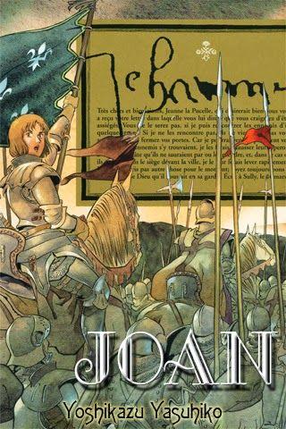 History and the Countess: Joan, Volume 1-3 by Yoshikazu Yasuhiko